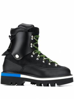 Dsquared2 - contrast details hiking boots 66360966909995665965