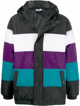 Fila - colour block hooded jacket 55095590589000000000