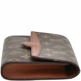 Louis Vuitton	 Monogram Arche Pochette Clutch