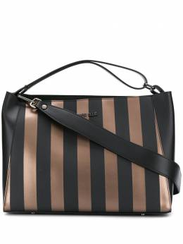 Marc Ellis - block stripe tote bag 93595698939000000000