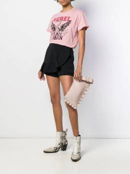 Red Valentino - клатч Rock Ruffles B6B53MEN956068350000