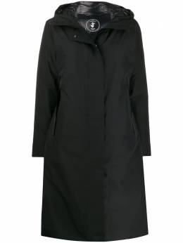 Save The Duck - hooded long padded coat 05WHERO9955863390000