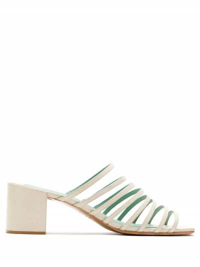 Blue Bird Shoes strappy mules S20239405120 - 1