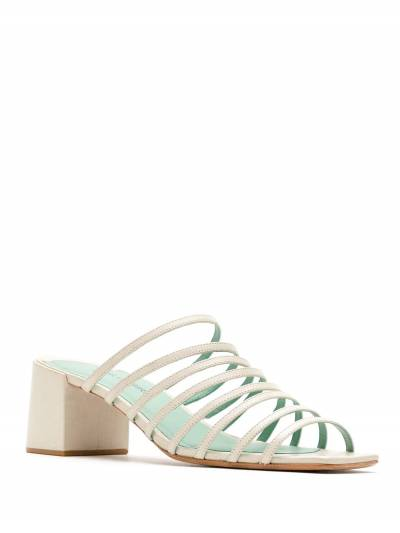 Blue Bird Shoes strappy mules S20239405120 - 2