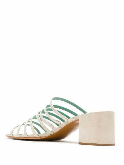 Blue Bird Shoes strappy mules S20239405120 - 3