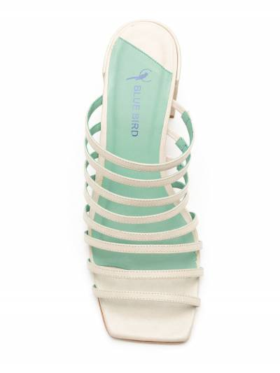 Blue Bird Shoes strappy mules S20239405120 - 4