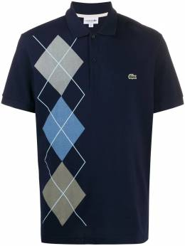 Lacoste - logo embroidered polo shirt 86995666530000000000