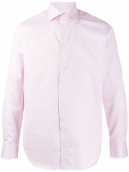 Canali - relaxed-fit button-up shirt 9656N358956068060000