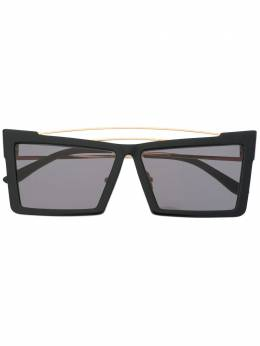 Self-Portrait - square framed sunglasses 0S669B95333336000000