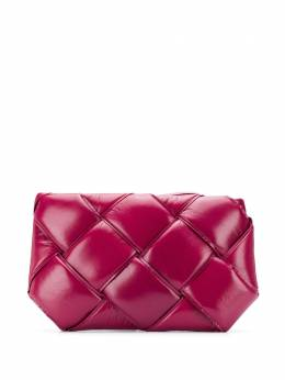 Bottega Veneta - padded woven clutch 699VA9L9956993330000