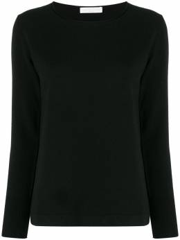 Fabiana Filippi - round neck slim-fit jumper 999W605N908956983380