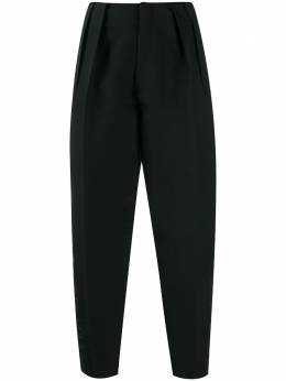 Bottega Veneta - side pleated band tapered trousers 909VKCX6955955380000