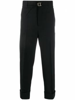 Neil Barrett - cropped tailored trousers 309HM966955993350000