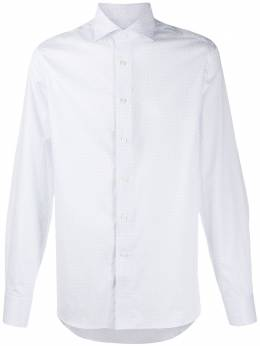 Canali - paisley embroidered shirt 3GR69650569955983630