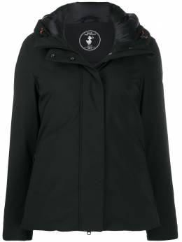 Save The Duck - technical material short zipped jacket 56WSMEG9955536330000