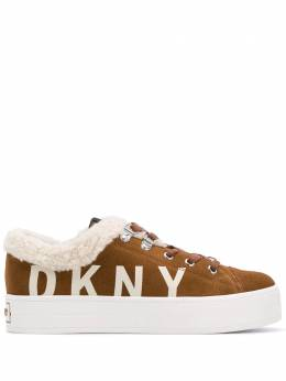 DKNY - shearling lining sneakers 58038955899650000000