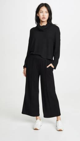 The Marled Wide Leg Pants Z Supply