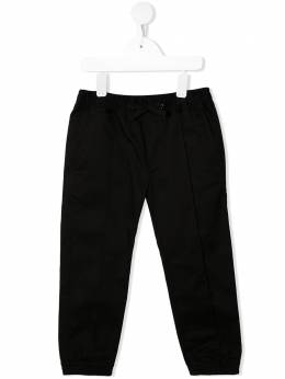 Dolce & Gabbana Kids - sports style track trousers P90FUFIS956839360000
