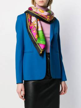 Versace - perfume printed scarf 9669IT63656956686980