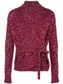 Sies Marjan - Maxim Recycled Cashmere Wrap-Style Cardigan D8039569668300000000