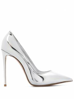 Le Silla - Eva 120mm mirrored pumps 9M966R9PPMRL90995505