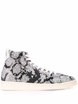 Converse - sequin embellished sneakers 350C9560936800000000
