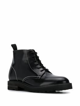 Low Brand - lace up combat boots FW99065636D669955959