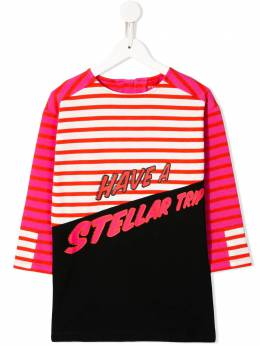 Stella Mccartney Kids платье с принтом 566258SNJ60