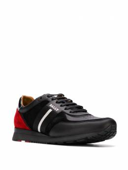 Bally lace-up logo sneakers 6223115