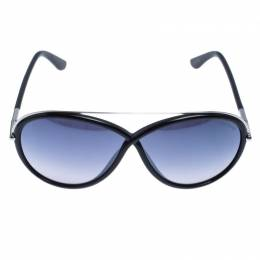 Tom Ford Black/Grey Gradient TF454 Tamara Butterfly Sunglasses