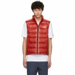Hugo Hugo Boss Red Down Baltino 2011 Vest 50417617