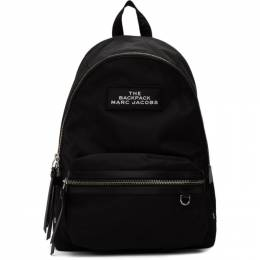 Marc Jacobs Black The Large Backpack M0015414