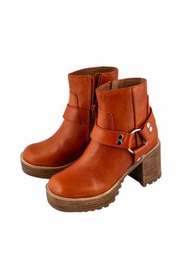 Ботильоны Jeffrey Campbell VEJAR-HRN TAN