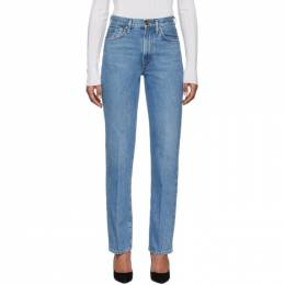 Blue The Nineties Classic Fit Jeans Goldsign 201176F06900204GB