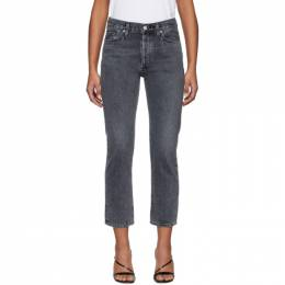 Grey The Low Slung Jeans Goldsign 201176F06900705GB