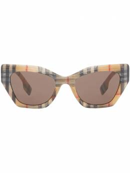 Burberry	 Vintage Check sunglasses 4080781