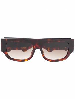 No. 21 square frames sunglasses N21S36C7SUN