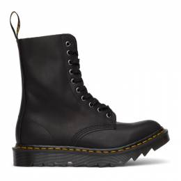 Dr. Martens Black Made In England Ripple 1490 Boots 192399M25501605GB