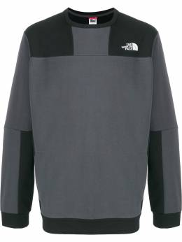 The North Face contrast-panel sweatshirt T93XXE0C5