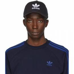 Adidas Originals Black and White Trefoil Cap EC3603