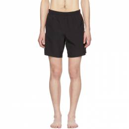 Alexander McQueen	 Black Logo Swim Shorts 201259M20814209GB