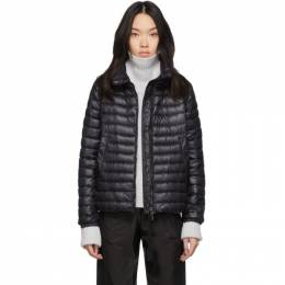 Moncler Black Down Basane Jacket 201111F06102103GB