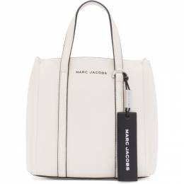 Marc Jacobs White The Mini Tag Tote M0015078