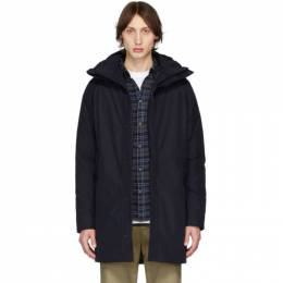 Norse Projects Navy Down Gore-Tex® Rokkvi 5.0 Jacket N55-0479