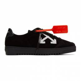 Off-White Black Low 2.0 Sneakers OMIA042R207800541010