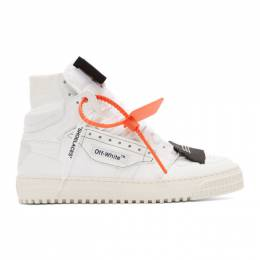 Off-White White Off-Court 3.0 Sneakers OMIA065R208000010100