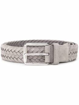 Tod's woven buckle belt XCMCPR23100HMKB201