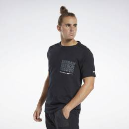 Футболка TS Graphic Pocket Tee Reebok FK6308