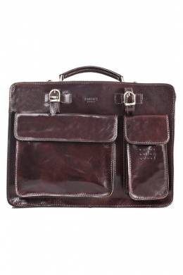 briefcase MEDICI OF FLORENCE 4700_SHINY_DARK_BROWN_5