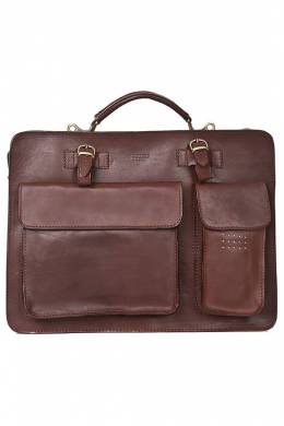 briefcase MEDICI OF FLORENCE 4700_DARK_BROWN_MAT_2